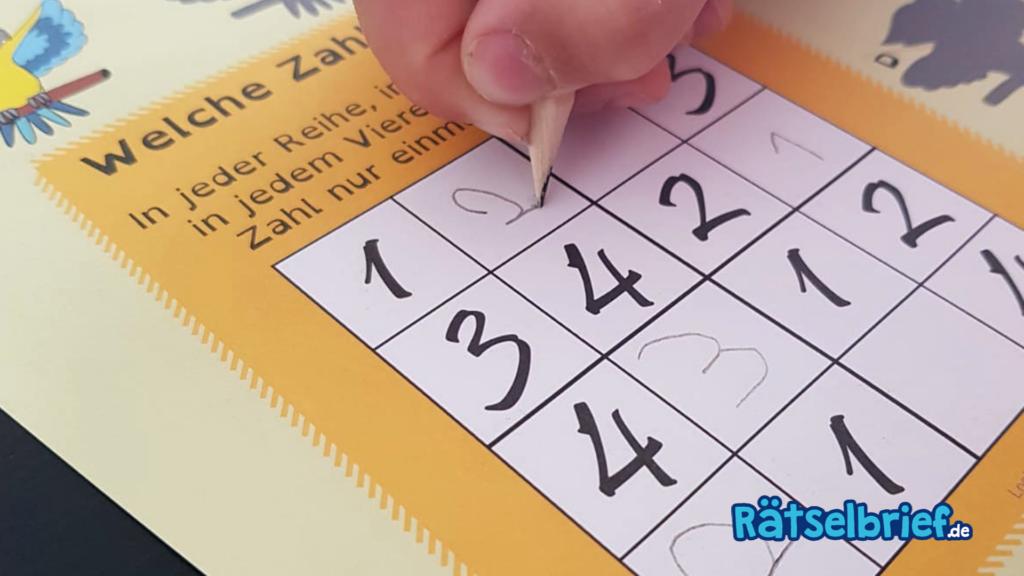 Kinder Sudoku